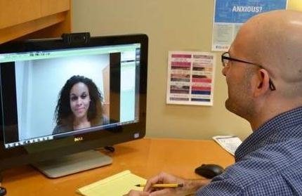 UF finding great success with online anxiety counseling